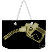 Gas Nozzle, X-ray Weekender Tote Bag
