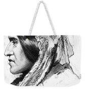 George Eliot (1819-1880) Weekender Tote Bag