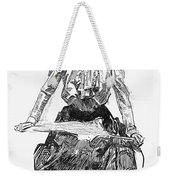 Gibson Girl, 1899 Weekender Tote Bag