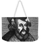 Girolamo Fracastoro, Italian Polymath Weekender Tote Bag