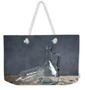 Glass Weekender Tote Bag by Nailia Schwarz