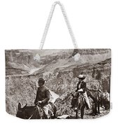 Grand Canyon: Sightseers Weekender Tote Bag