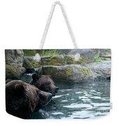 Grizzly Bear Or Brown Bear Weekender Tote Bag