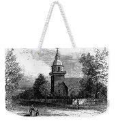 Harmony Society, 1875 Weekender Tote Bag