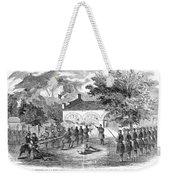 Harpers Ferry, 1859 Weekender Tote Bag by Granger
