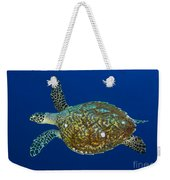 Hawksbill Sea Turtle, Kimbe Bay, Papua Weekender Tote Bag