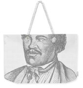 Henry Box Brown, African-american Weekender Tote Bag by Photo Researchers