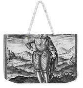 Henry IIi (1551-1589) Weekender Tote Bag