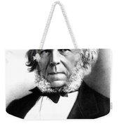 Herbert Spencer, English Polymath Weekender Tote Bag