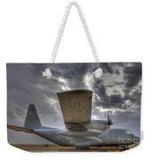High Dynamic Range Image Of A U.s. Air Weekender Tote Bag