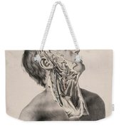 Historical Anatomical Illustration Weekender Tote Bag