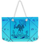 Horoscope Types, Engel, 1488 Weekender Tote Bag