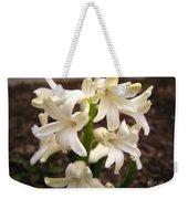 Hyacinth Named Aiolos Weekender Tote Bag