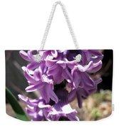 Hyacinth Named Splendid Cornelia Weekender Tote Bag