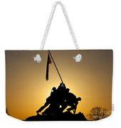 Iwo Jima Memorial Weekender Tote Bag