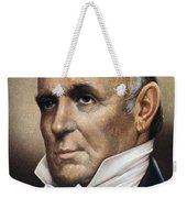 James Buchanan (1791-1868) Weekender Tote Bag