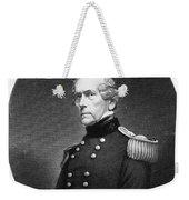 John Ellis Wool (1784-1869) Weekender Tote Bag by Granger