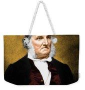 John James Audubon, French-american Weekender Tote Bag