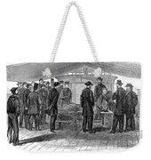 John Wilkes Booth Weekender Tote Bag