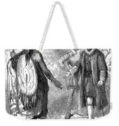 John Winthrop (1588-1649) Weekender Tote Bag by Granger