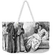 John Wycliffe (1320?-1384) Weekender Tote Bag by Granger