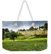 Kalemegdan Fortress In Belgrade Weekender Tote Bag by Elena Elisseeva