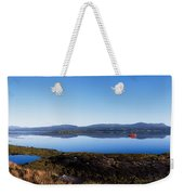 Kenmare Bay, Dunkerron Islands, Co Weekender Tote Bag