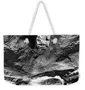 Lava Tube Cave Weekender Tote Bag