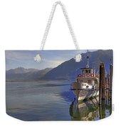 Locarno Weekender Tote Bag by Joana Kruse