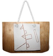 Love - Tile Weekender Tote Bag
