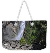 Lower Yosemite Falls Weekender Tote Bag