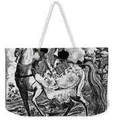 Marquise De Pompadour Weekender Tote Bag