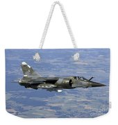 Mirage F1cr Of The French Air Force Weekender Tote Bag