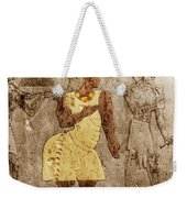 Muscular Dystrophy, Ancient Egypt Weekender Tote Bag