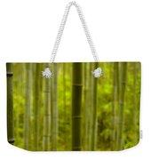 Mystical Bamboo Weekender Tote Bag