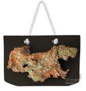 Native Copper Weekender Tote Bag