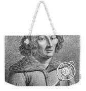 Nicolaus Copernicus, Polish Astronomer Weekender Tote Bag by Omikron