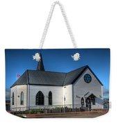 Norwegian Church Cardiff Bay Weekender Tote Bag