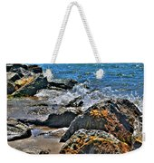 3 Of Mother Natures Finest  Textures Weekender Tote Bag