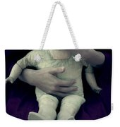 Old Doll Weekender Tote Bag