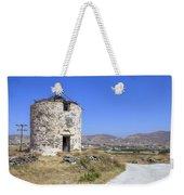 Paros - Cyclades - Greece Weekender Tote Bag by Joana Kruse