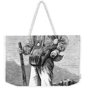 Paul Du Chaillu (1831-1903) Weekender Tote Bag