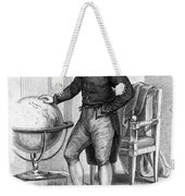 Pierre Laplace (1749-1827) Weekender Tote Bag