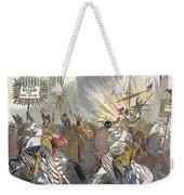 Presidential Campaign, 1844 Weekender Tote Bag