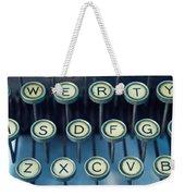 Remington 11 Detail Weekender Tote Bag