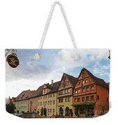 Rothenburg Medieval Old Town  Weekender Tote Bag