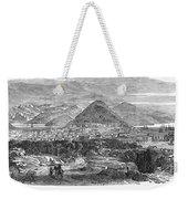 San Francisco, 1850 Weekender Tote Bag