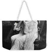 Sarah Bernhardt (1844-1923) Weekender Tote Bag