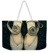 Shoes Weekender Tote Bag by Joana Kruse