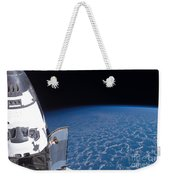 Space Shuttle Endeavour Weekender Tote Bag